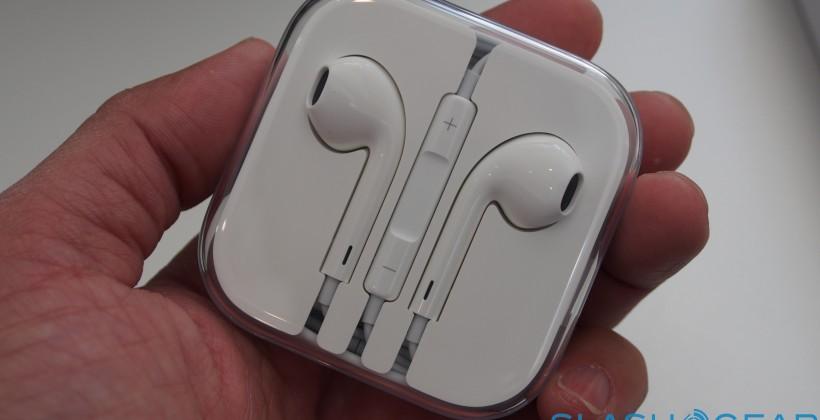 Apple's new EarPods get teardown treatment from iFixit