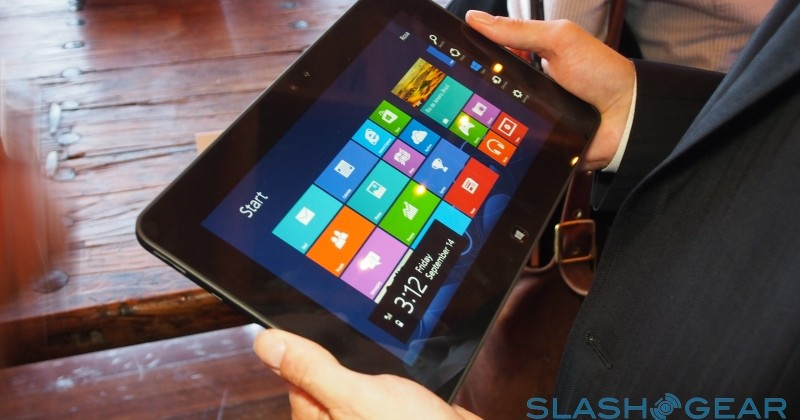 Dell Windows 8 business PCs revealed: Tablet, Ultrabook and AIO