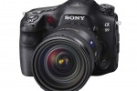 Sony Alpha A99 full-frame DSLR totes revolutionary dual-AF