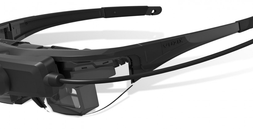 Vuzix STAR 1200 XL see-through AR headset gets even more immersive