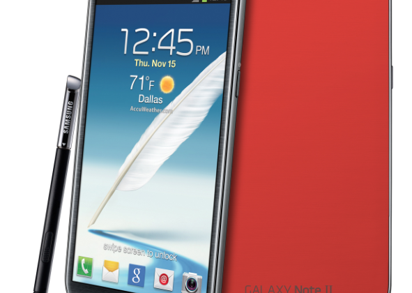 Samsung Galaxy Note II announced for all major US carriers