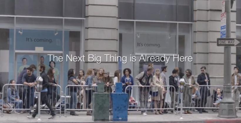 Samsung pokes fun at Apple with latest Galaxy S III TV spot