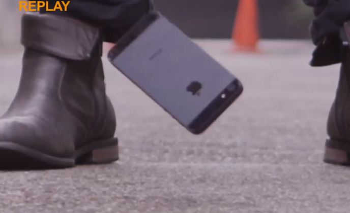 Cygnett does the inevitable iPhone 5 drop test