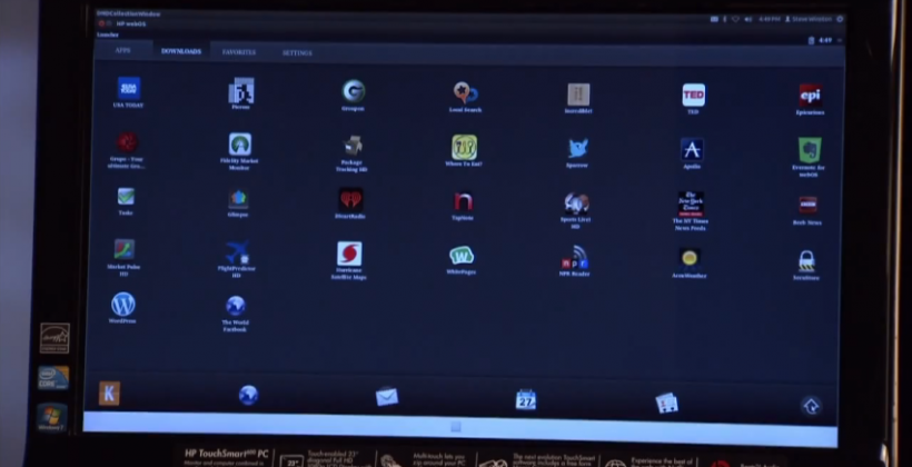 HP launches Open webOS 1.0