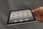 iPad Mini mockup shows up in HD video