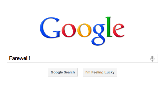 Google shutting down more services