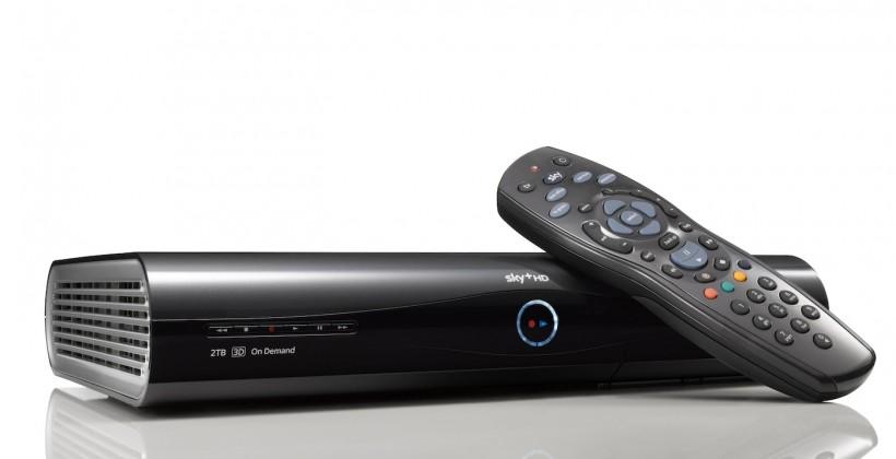 "Sky+ adds 2TB HD box plus on-demand TV and iPad ""second screen"" app"