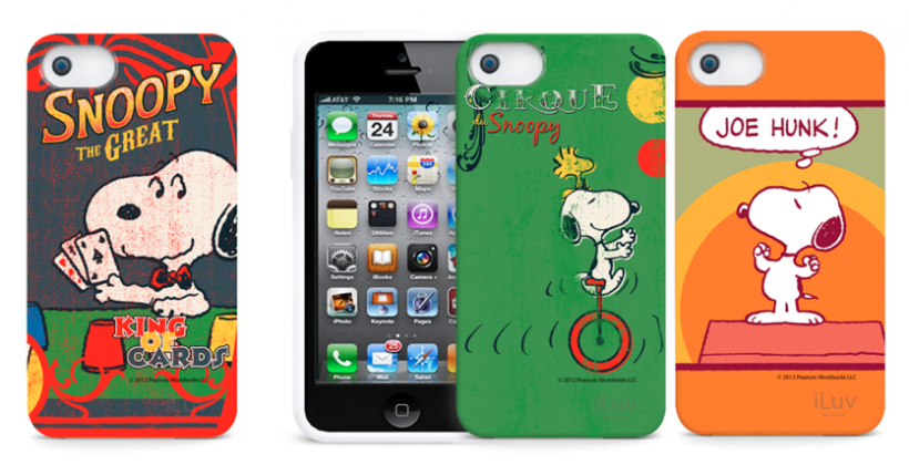 iLuv accessories start the iPhone 5 torrential downpour