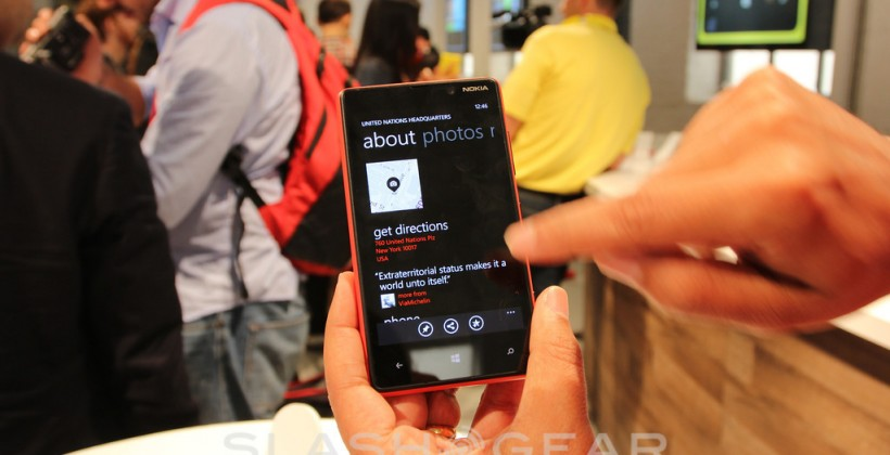 Nokia Lumia 820 hands-on extended cut with NFC