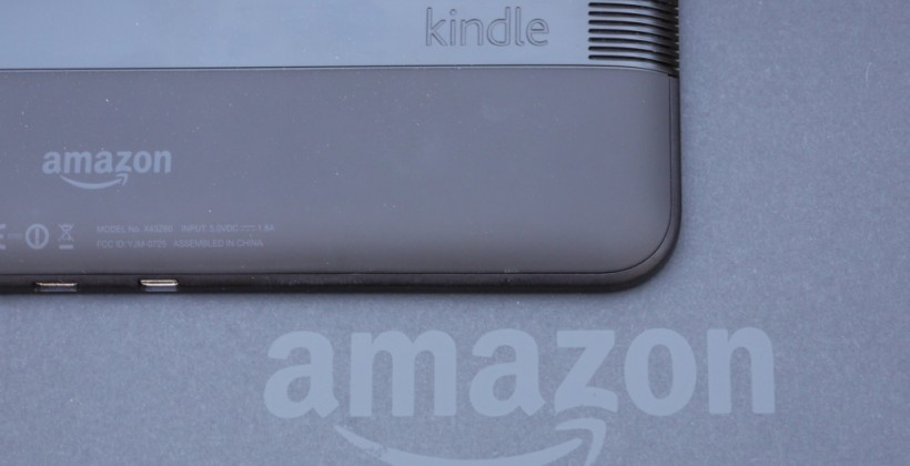 Amazon's Kindle readers and tablets booted from Walmart shelves