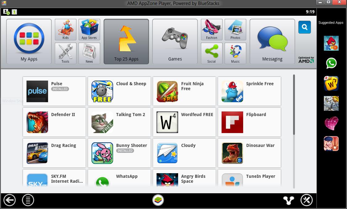 Эмулятор джойстика для windows 7 5