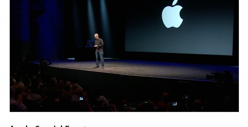 Apple iPhone 5 event video released: Relive the launch!