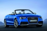 Audi RS 5 Cabriolet pairs sun with sports performance