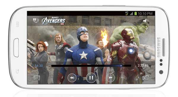 T-Mobile USA offers free copy of The Avengers to Samsung Galaxy S III owners