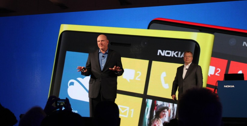Watch Nokia's Lumia 920 and 820 launch all over again