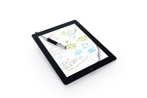 Wacom unveils Bamboo Stylus Pocket for touchscreens