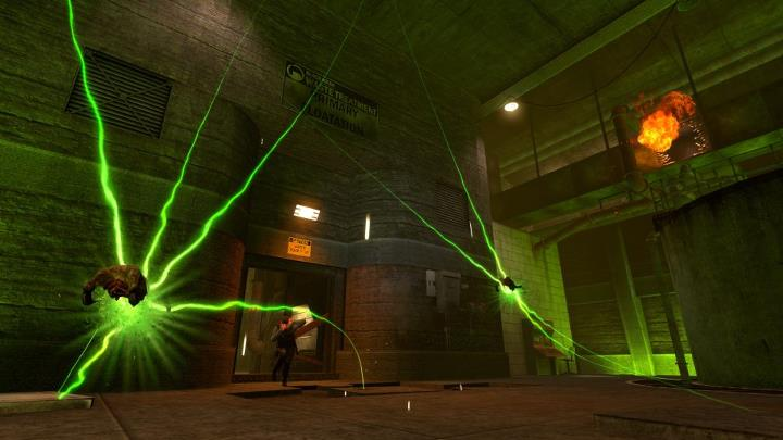 Black Mesa due September 14: Half Life reloaded