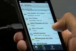 BlackBerry 10 Peek finesses notifications