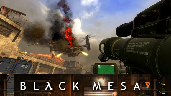 Black Mesa download madness hits the Half-Life gamer universe