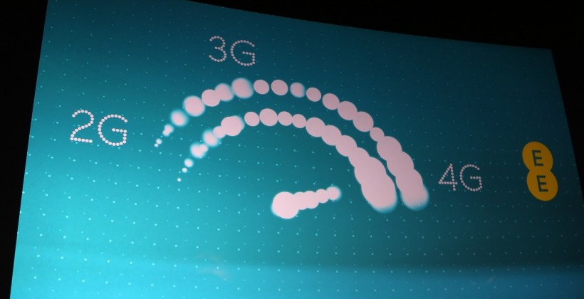 EE 4G roll-out plans revealed