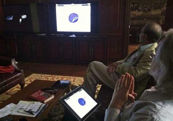 New interactive iPad app shows Einstein's brain