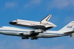 Space shuttle Endeavour to fly over California this morning