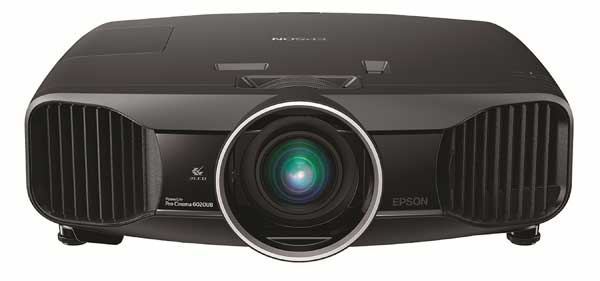 Epson unveils new 2-D and 3-D home theater projectors