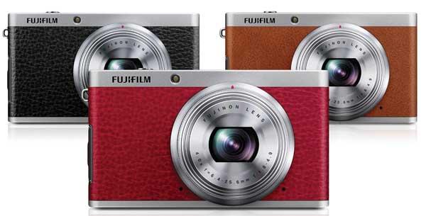 Fujifilm unveils sexy XF1 digital camera