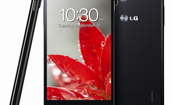 """LG Optimus G official with S4 Pro and """"groundbreaking"""" features"""