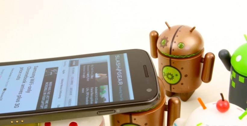 Jelly Bean for Verizon's Galaxy Nexus arrives