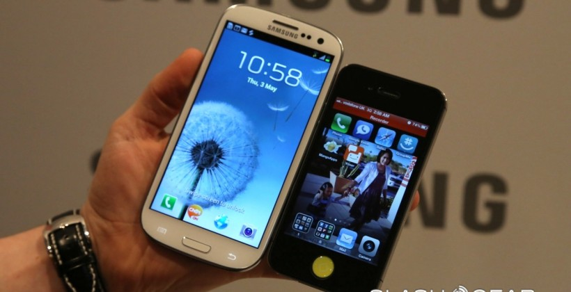 Galaxy S III knocks iPhone 4S from US top spot (but iPhone 5 looms)