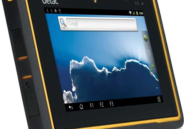 Getac unveils the new rugged Z710 Android tablet