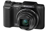 Casio unveils new EX-H50 and EX-ZR1000 digital cameras