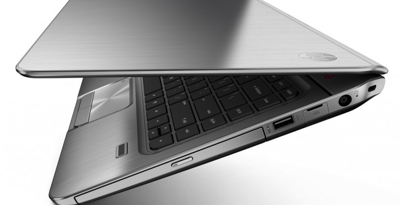 HP ENVY m4 and Sleekbook 14 and 15 ultraportables revealed