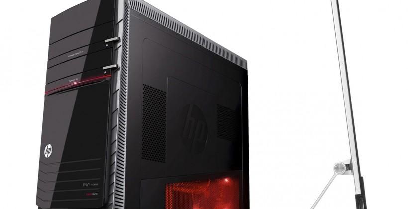 HP ENVY Phoenix m9 PC gets super-slim 11mm x2401 Full HD display pairing