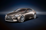 Lexus LF-CC Concept Car slices the eyes at Paris Motor Show