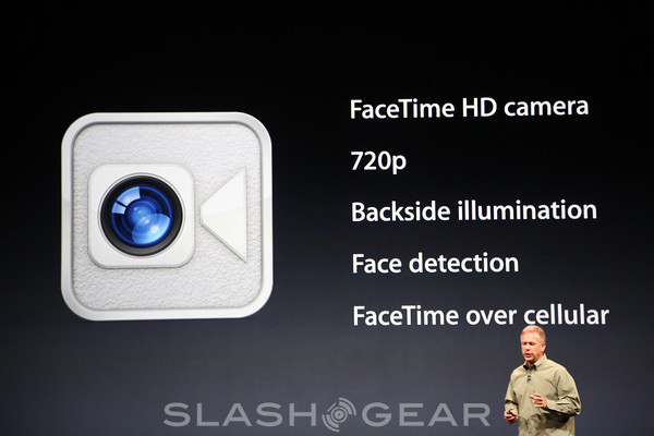 Apple details iPhone 5 and its thinner 8 megapixel camera
