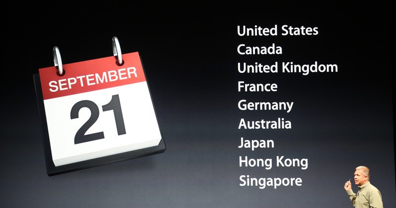 iPhone 5 launching in 100 countries on 240 different carriers