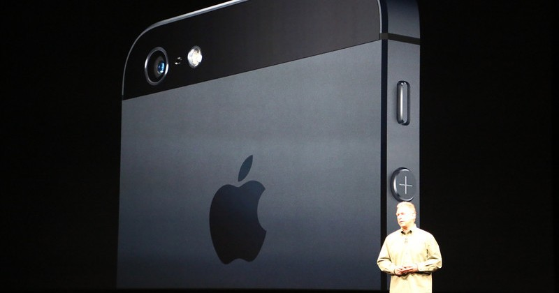 iPhone 5 revealed as 'world's thinnest smartphone'