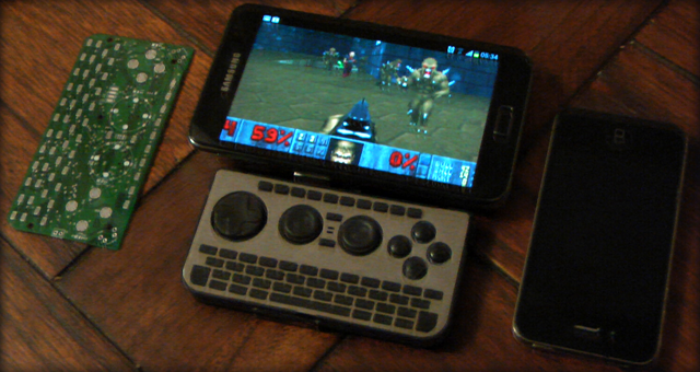 iControlPad 2 takes iPhone & Android game control open-source