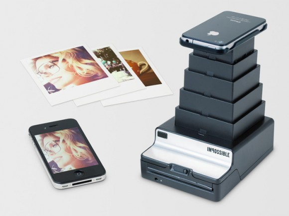 Impossible Instant Lab offers Polaroid stills from your iPhone snaps