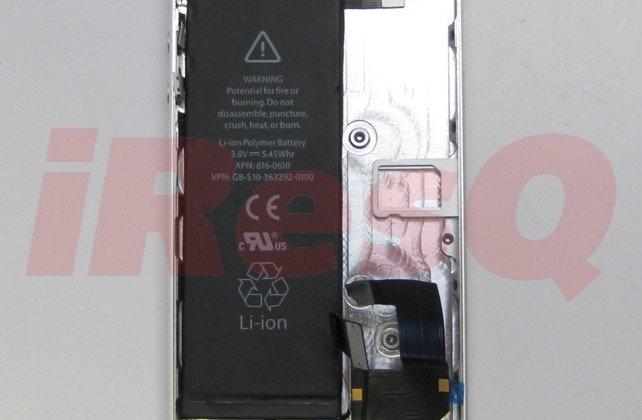 iPhone 5 battery reportedly leaks: Extra juice for rumored LTE