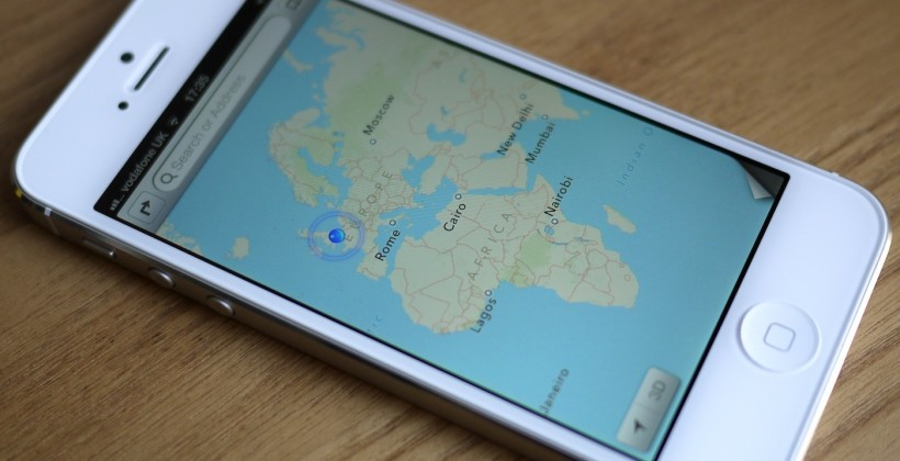 Google Maps for iOS 6 on ice until Apple invitation says Schmidt