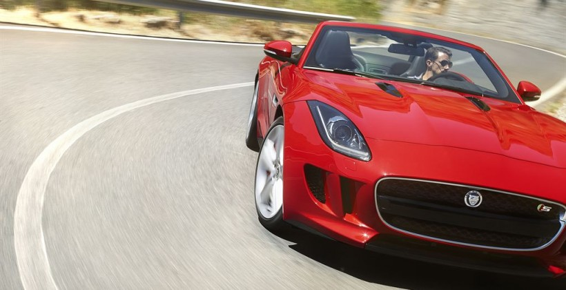 2014 Jaguar F-TYPE official from $69,000