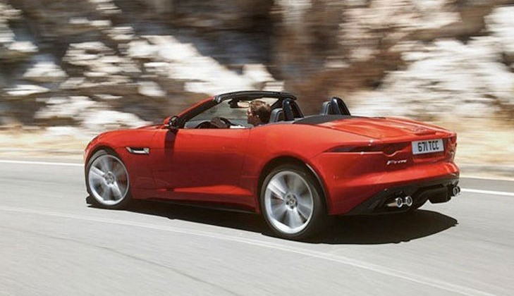 Jaguar F-TYPE leaks: Ready your credit card