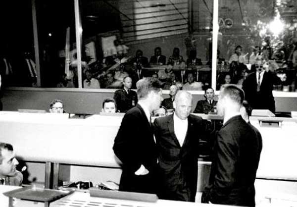 NASA celebrates the 50th anniversary of President Kennedy's moon speech