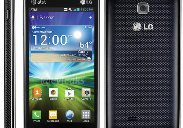 LG Escape leaked with details for AT&T LTE [UPDATE: Official!]