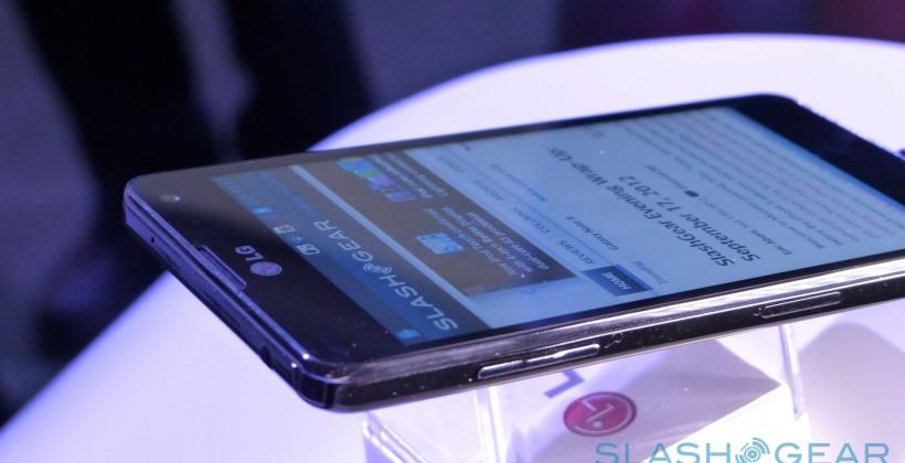 LG Optimus G software gets video showcase