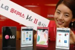 LG Optimus Vu II arrives to battle Note II