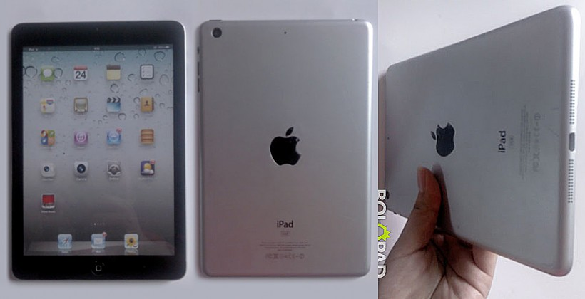 iPad Mini leaks: Launch imminent?